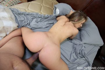 Kimmy Granger My Freaky Stepsis fucked by big cock