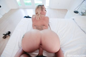 Phat ass MILF Nina Kayy fucked hard from behind