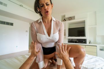 pervmom_penny_barber mounts sons cock